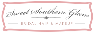 Sweet Southern Glam - Total Bridal Beauty, Wedding Makeup & Hair, Airbrush Makeup, Professional Makeup Artist